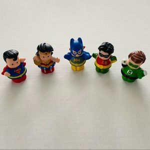 Fisher-Price Little People | @ DC Justice League